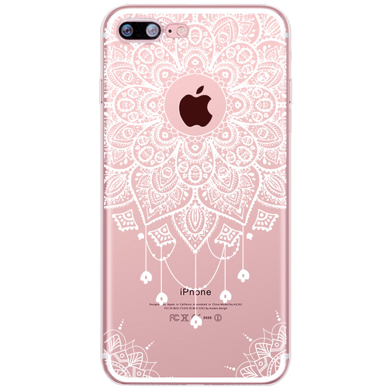 Mandala Lace Case for iPhone 3