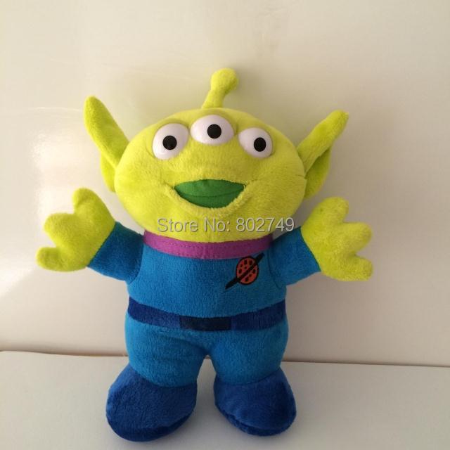 Pixar Toy Story 28cm Plush Figure Alien toy story bunny toys