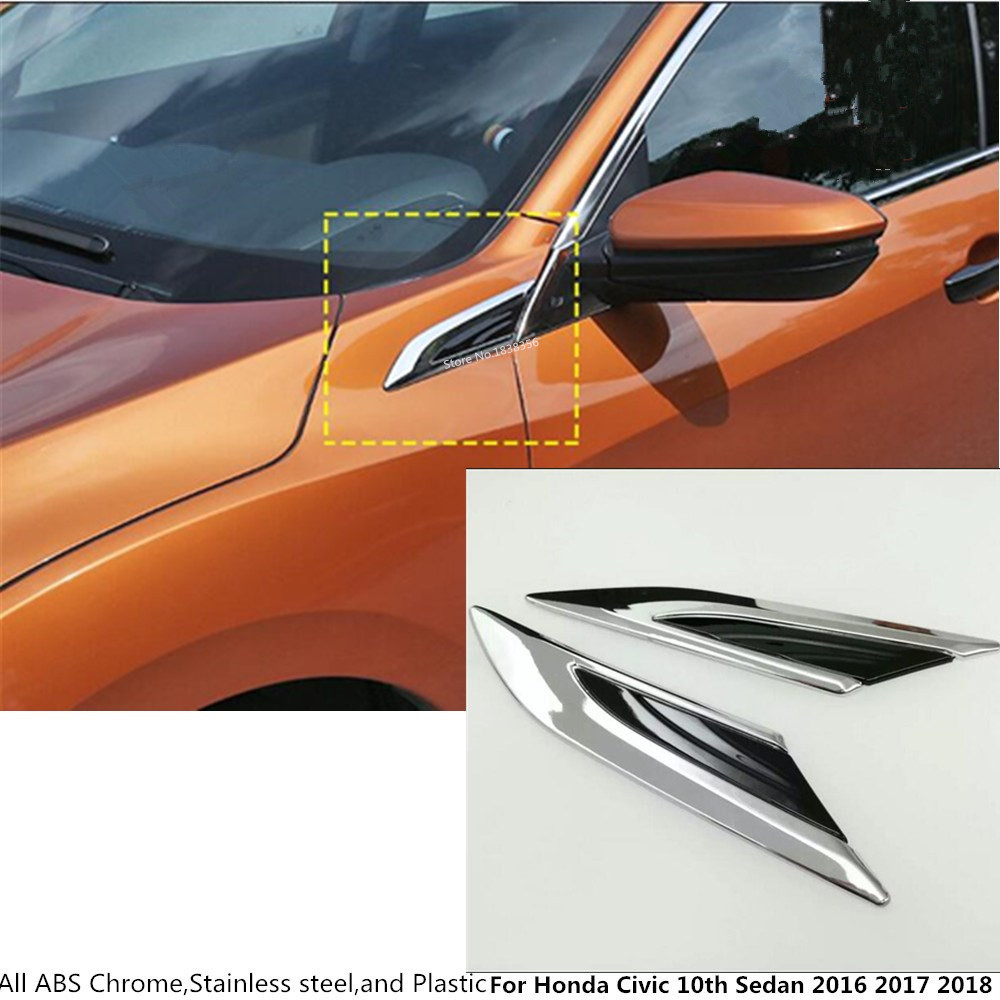 Aliexpress.com : Buy For Honda Civic 10th Sedan 2016 2017