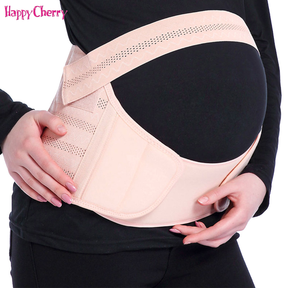 M-XXL Size Maternity Belt Pregnancy Antenatal Bandage Belly Band Back Support Belt postpartum belt For Pregnant Women Underwear
