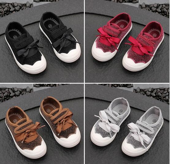Kinderschoenen 27.2017 Fashion Kinderschoenen Kinderen Canvas Schoenen Zachte Bodem
