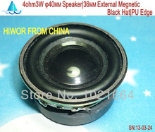 Спикер) (acoustic внешнего | ом шт./лот) магнитного края динамик пу hat