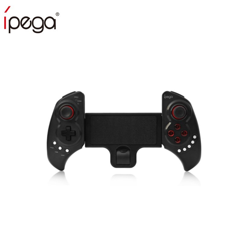 Pg-9023 Telescopica Wireless Bluetooth Gamepad Controller di Gioco ipega pg 9023 GamePad Joystick per il Telefono Android di Windows PC Pad