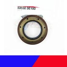 Frente genuína do selo do óleo do eixo da movimentação 535503e100 para kia sorento 2003-2009 53550-3e100