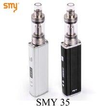Boîte de Cigarette électronique Mod Kit Électronique Narguilé Vaporisateur Vaporisateur Shisha Stylo E-cigarette SMY 35 pour SMOK VCT Pro Atomiseur X1036