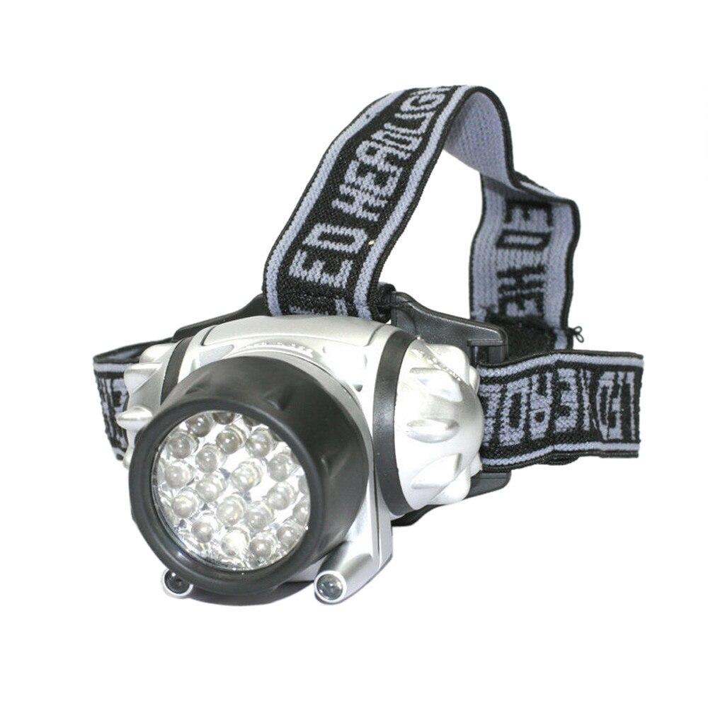 23+2LED Headlamp Headlight Flashlight Head Light Lamp Torch