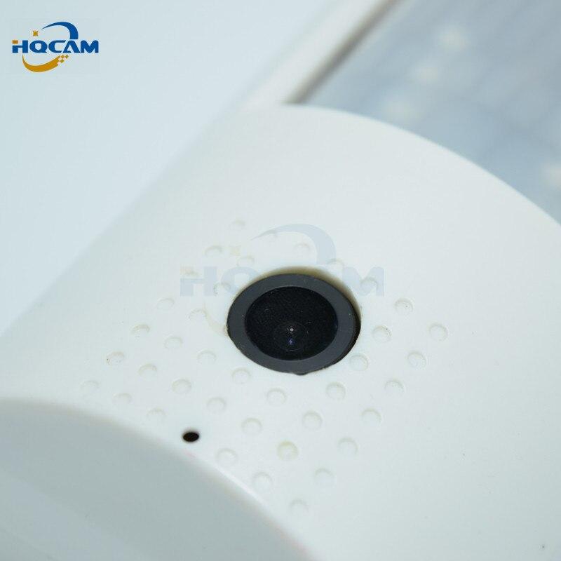 HQCAM H.264 2MP 1080 P caméra IP PIR Style détecteur de mouvement Onvif P2P Plug and Play caméra réseau de sécurité IR coupe 48 pièces 940nm led