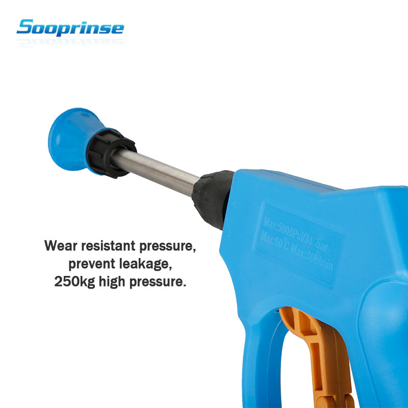 Image 3 - High Pressure Washer Gun Snow Foam Lance Cannon with M14 M18 M22Thread ,Clean water gun Diy self service car washing car styling-in Water Gun & Snow Foam Lance from Automobiles & Motorcycles