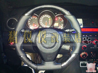 For Classic MAZDA competitive 3 MAZDA 6 version of automobile race steering wheel carbon fiber steering wheel