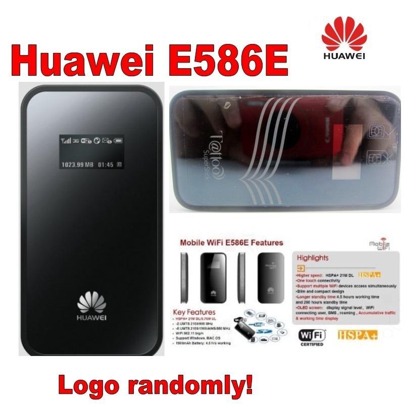 Original HUAWEI E586Es Unlocked 3G 4G 21 Mbps HSPA font b wifi b font Mini card