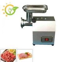 Электрический мясо Шлифовальные станки дома Применение Малый мясорубки Нержавеющаясталь Кухня прибор для рыбы, овощей мяса
