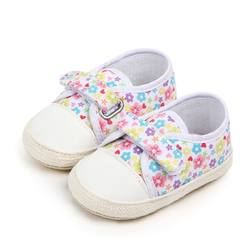 Детская обувь для первых ходунков, осень, новая нескользящая обувь для маленьких девочек, 2018 подошва, детская обувь для маленьких принцесс