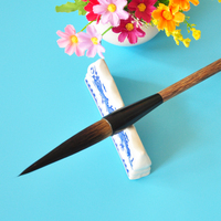1pcs Pack Bear Hair Chinese Calligraphy Brush Artist Painting Brush Pen Chinese Ink Brush Writing Brush