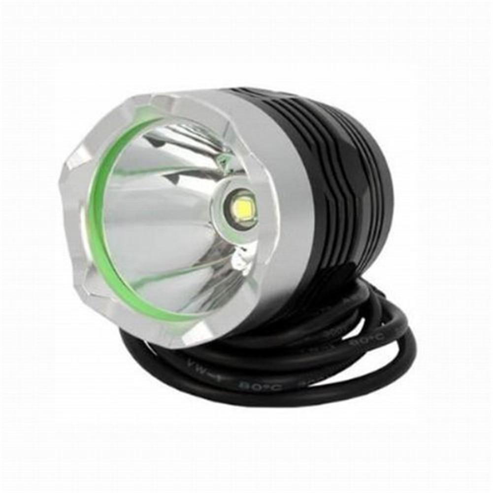 Sports de plein air 1200LM XML T6 LED Vélo Avant Vélo Rechargeable Lumière Torche Lampe Phare Accessoire De Vélo De Haute Qualité