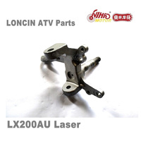 173 LONCIN ATV Parts LX200AU Steering knuckle bearing assy Left Front Quad Spare engine 250cc 200cc parts Nihao Motor LX250F