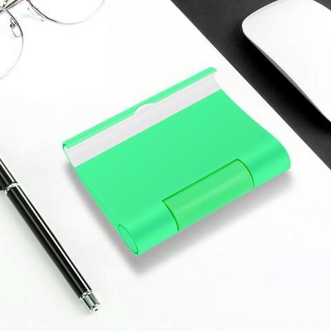 Vogek Foldable Plastic Phone Stand Holder Base for iPhone X XR for Samsung S10 S10+ Smartphone Candy Color Mobile Phone Bracket Multan