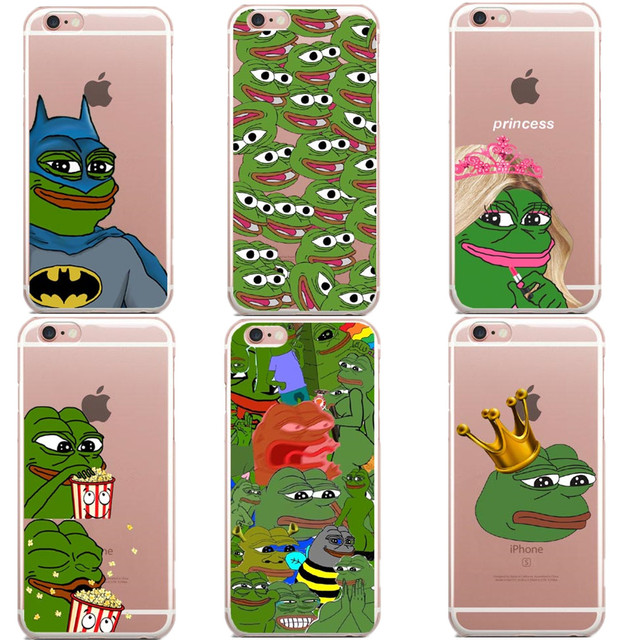 coque iphone 6 grenouille
