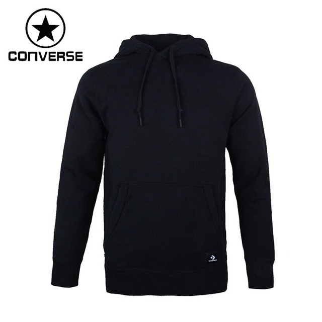 63143e0b52d34c Original New Arrival Converse Essentials Pullover Hoodie Men s Pullover  Hoodies Sportswear
