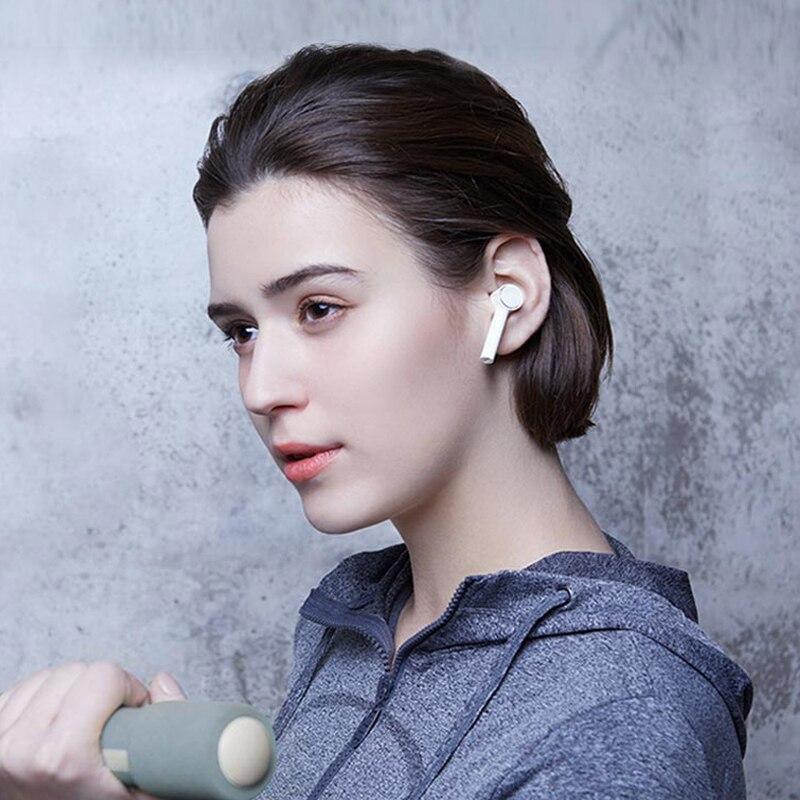 Xiaomi Airdots Pro écouteur Bluetooth casque stéréo ANC commutateur ENC Pause automatique contrôle du robinet écouteurs sans fil - 2