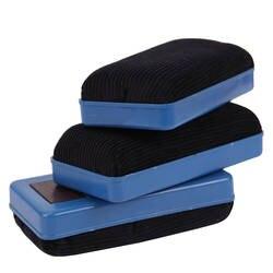 1 шт. высокое качество фланель Магнитный спонж для доски офисные пластиковый маркер ластик для школы канцелярские принадлежности