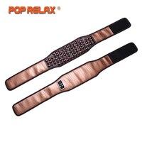 POP RELAX Leravan сауна пресса массажный пояс для похудения для сжигания жира редуктор Вес потери электро миостимулятор турмалин