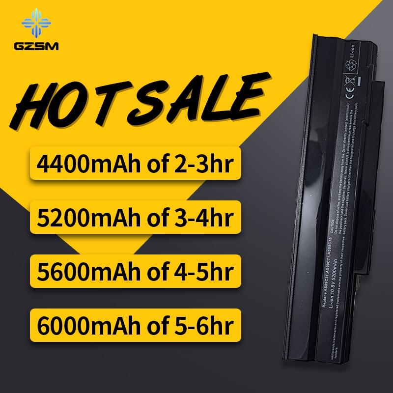 5200mAh 11.1V Laptop Battery AS09C31 AS09C71 AS09C75 For Acer Extensa 5235 5635 5635G 5635ZG ZR6 5635Z