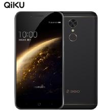 2017 оригинальные qiku 360 N5 Мобильный телефон 5.5 дюймов 6 ГБ Оперативная память 64 ГБ Встроенная память Snapdragon 653 Octa core 13.0MP Android 6.0 4000 мАч смартфон