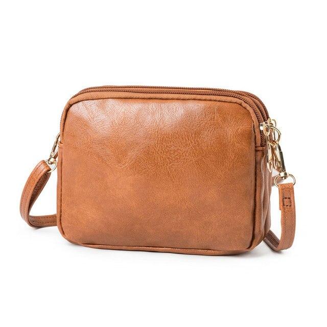 Dámska mini kabelka Xerana – 5 farieb