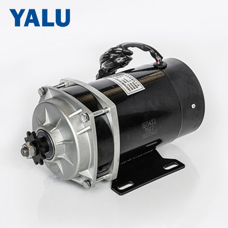 Small and Medium Size Pedicab E-Tricycle Motor MY1120ZXF 600W 36V or 48V PMDC motor small and medium sized electric tricycle