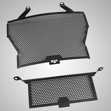 Motorcycle Accessories Radiator Guard Protector Grille Grill Cover For BMW S1000XR 2015 2016 2017