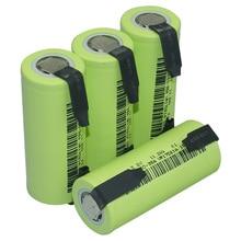 Lifepo4 batería recargable de 3500mAh lifepo4 26650 35A 3,2 V, descarga de tasa de 10A 11,2wh con hojas de níquel, batería de repuesto