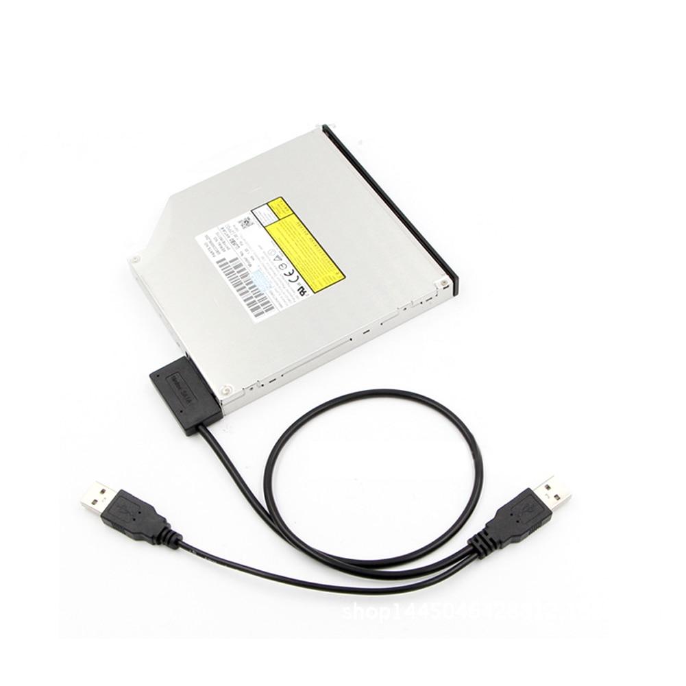 Schwarz 43 cm USB 2.0 bis 13 Pin Stecker auf Weibliche Dünne ...