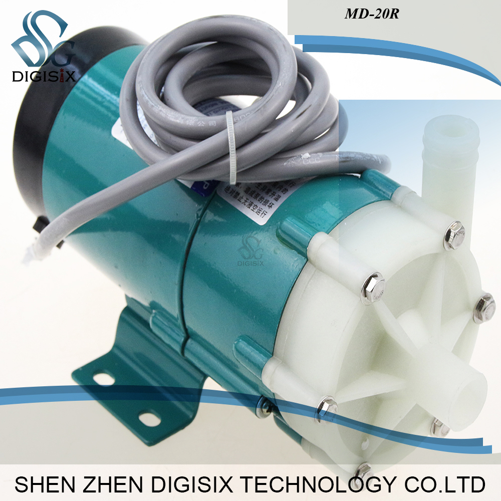 Free shipping biochemical magnetic pump corrosion MD-20R 220 volts