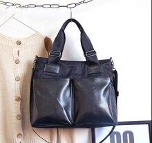 2016 new handbag European casual oxford nylon shoulder bag Messenger bag simple portable locomotive big handbag