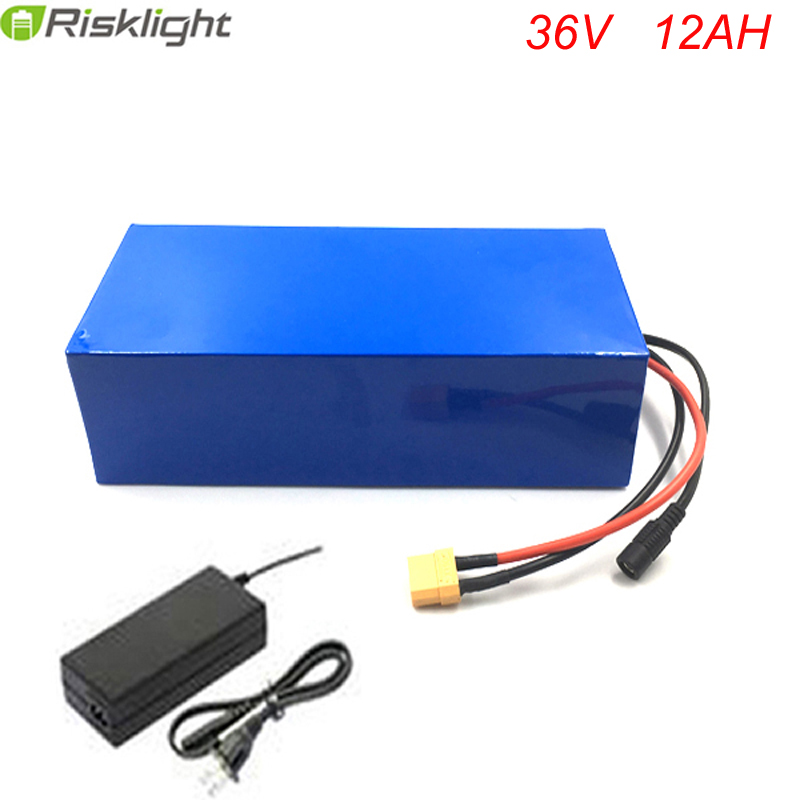36v 12ah lithium ion battery 250w 500w ebike battery for 36v 500W 8fun bafang BBS01 mid motor crank drive ebike battery free shipping 2017 china cheapest ebike crank motor