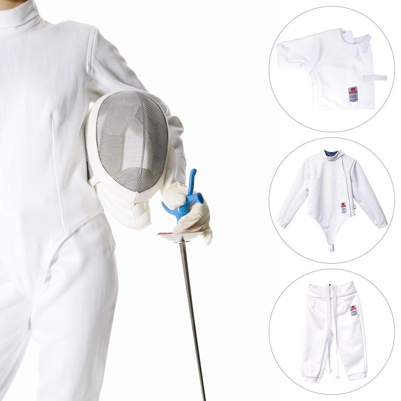 fencing equipments fencing jackets fencing pants fencing underplastron CE 350N