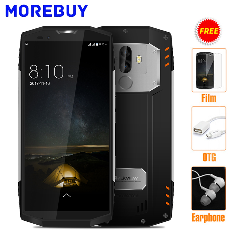 BLACKVIEW BV9000 PRO IP68 Waterproof Shockproof Mobilephone 18 9 Android 7 1 Smartphone 6G RAM 128G