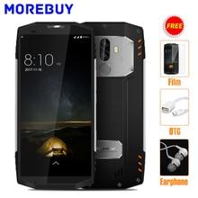 BLACKVIEW BV9000 PRO IP68 Étanche Antichoc Portable 18:9 Android 7.1 Smartphone 6G RAM 128G ROM 4180 mAh NFC d'empreintes digitales