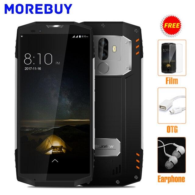 Blackview bv9000 Pro IP68 Водонепроницаемый противоударный мобильного телефона 18:9 Android 7.1 смартфон 6 г Оперативная память 128 г Встроенная память 4180 мАч NFC отпечатков пальцев