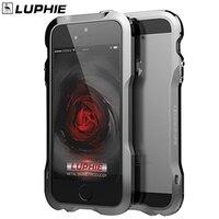 For Iphone 5S SE Luphie Original Aluminum Metal Frame Case For Iphone 5 Hard Screw Armor