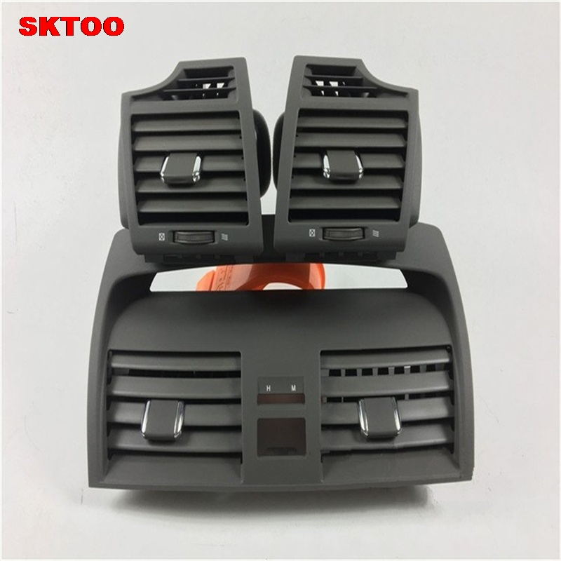 все цены на SKTOO Car Parts Center Instrument Air Conditioning Outlet Dashboard Vent Air Nozzle for Toyota Camry 2006-2011 models онлайн