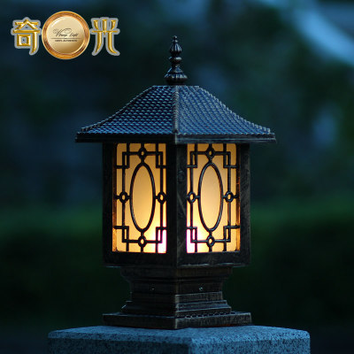 Chinese Traditional Lantern Decorative Aluminum Spotlight