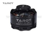 Ormino Tarot Kit 4114 320KV Brushless Motor Drone Frame Quadcopter Motor Brushless RC Drone Kit Motors Black Orange TL100B08
