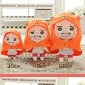 Аниме Himouto Umaru - чан плюшевые игрушки capucha Doma Umaru фигура косплей куклы 30 - 50 см для девочки подарок бесплатная доставка