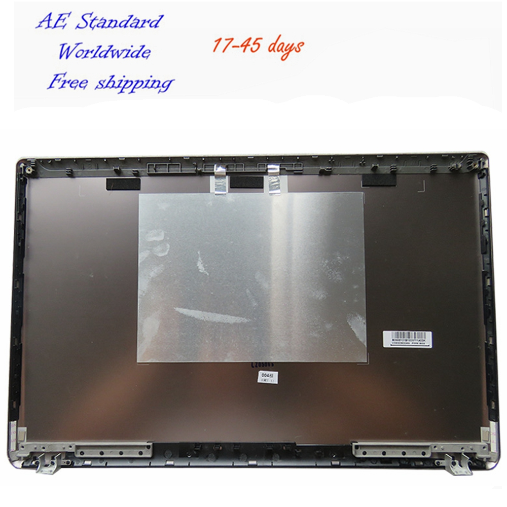 Laptop Top LCD Back Cover For Toshiba P875 P870 A Case Silve
