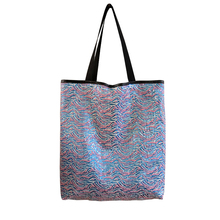 Luxury Glittering Patterned Sequined Tote Bag