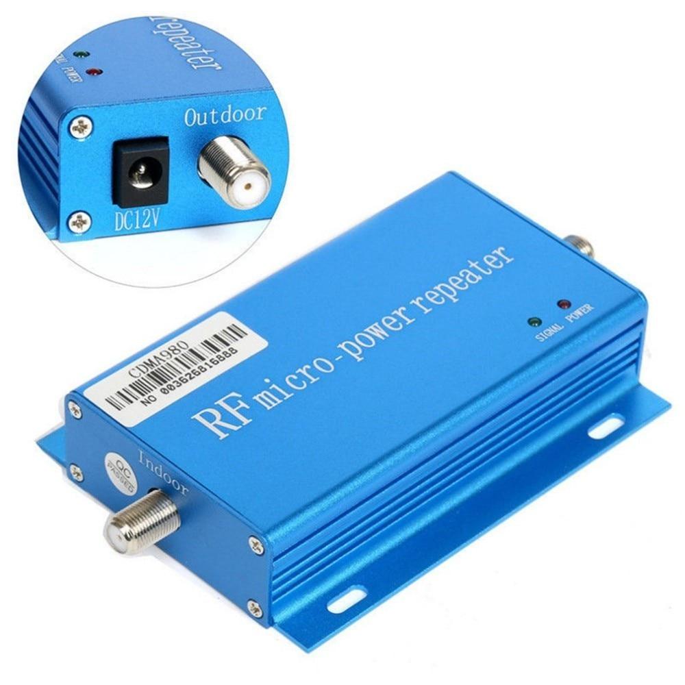 850 MHz CDMA de señal de teléfono celular 3G 4G repetidor amplificador extensor + Yagi de señal de teléfono 3G 4G repetidor amplificador de Reino Unido - 2
