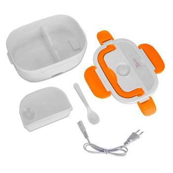 Portatile Scatola di Pranzo di Conservazione di Calore PTC Riscaldamento Elettrico Scatola di Pranzo di Bento Contenitore di Alimento Scaldino a Prova di Perdite Lunchbox Spina di UE