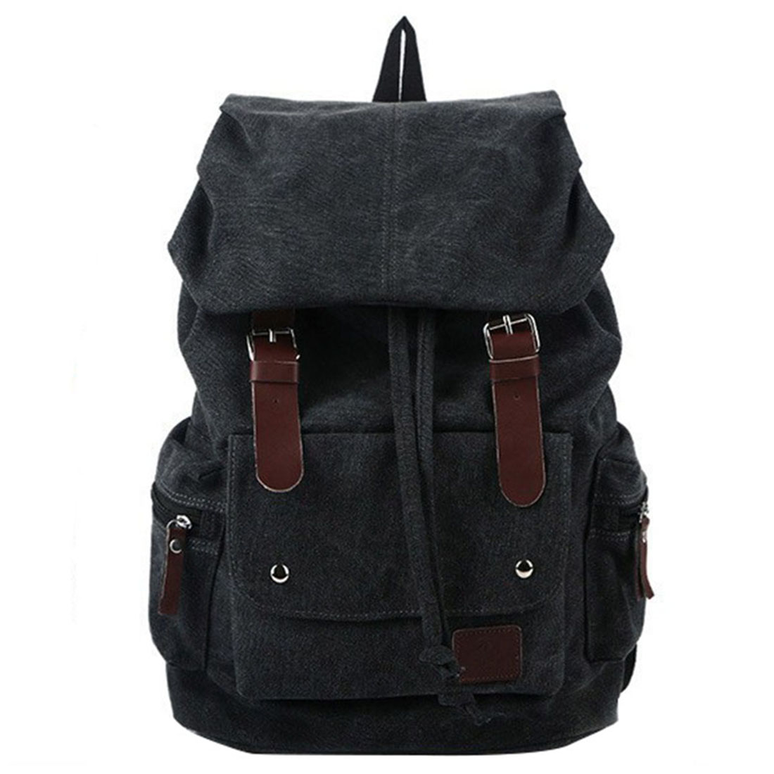Backpack Vintage Canvas Shoulder Bag Backpack School Bag Travel Bag