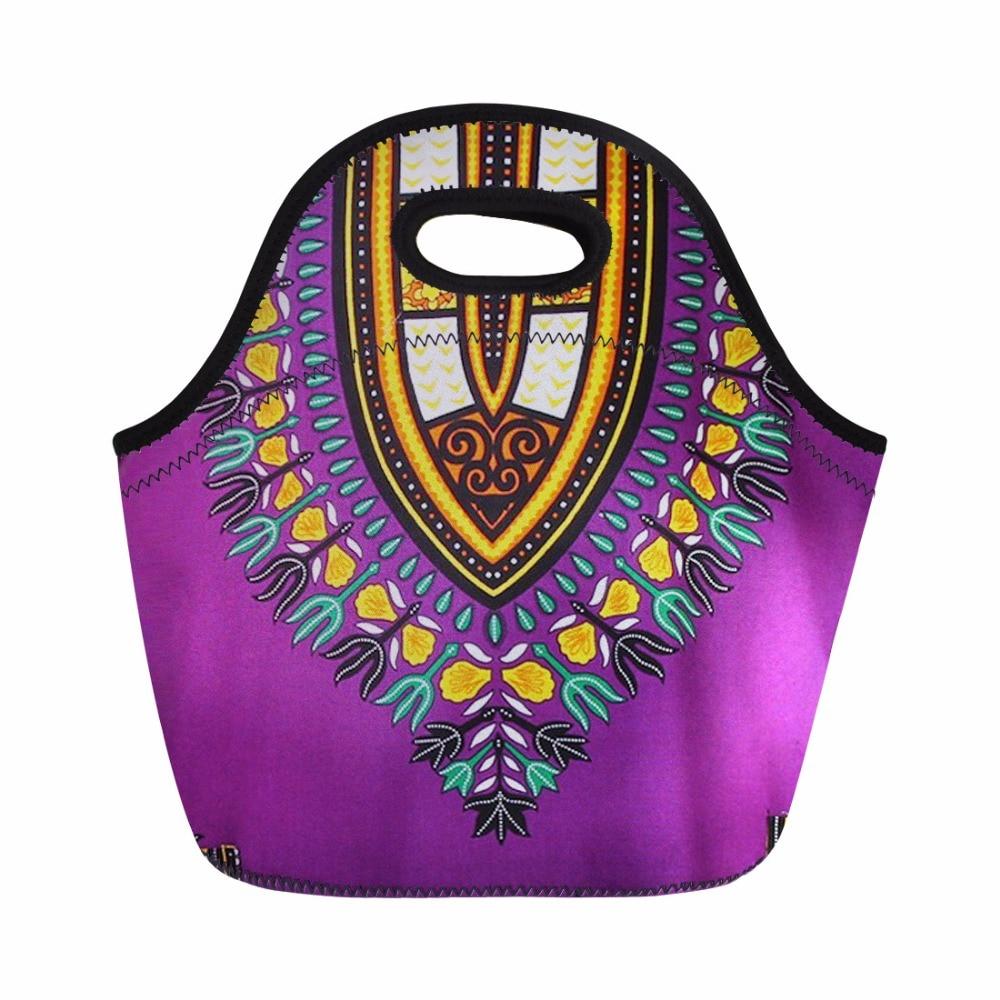 FORUDESIGNS Children School Bags Set for Teenager Girls Backpack 3D African Rucksack Schoolbag kids Primary School Daypack Women